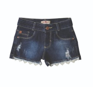 Shorts Regular Jeans Guipir