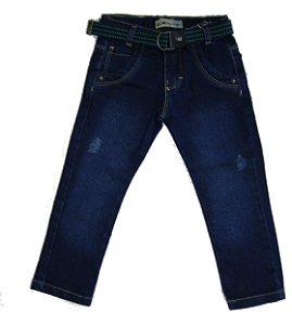 Calça Masc. Slim Jeans Labirinto