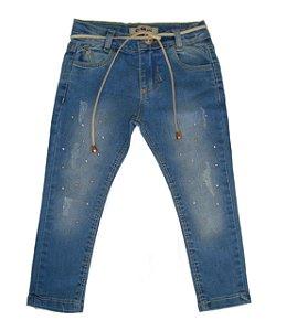 Calça Fem. Skinny Jeans Termo