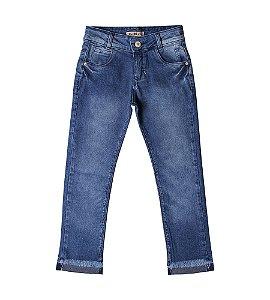 Calça Fem Slim Jeans Love
