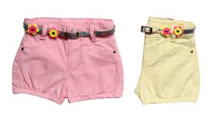 SHORTS BALONE SARJA COLORS P/G