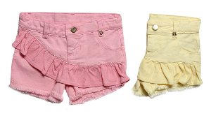 SHORTS SARJA BABADOS COLORS 1/3