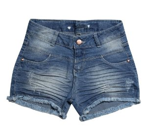 SHORTS JEANS CLEAR 10/16