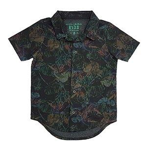 Camisa Masculina Estampada Colisão TAM 8