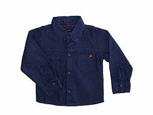 camisa Masculina jeans Jonh