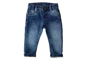 Calça masculina jeans bebê skinny p ao g clube do doce