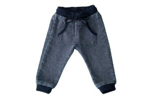 Calça masculina jeans bebê dublê p ao g clube do doce