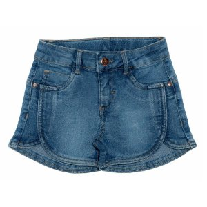Shorts Jeans Clube do Doce Travetes - Verão 2021