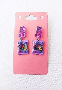 Brinco Candy Ursinho