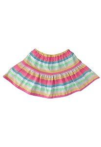 Shorts Saia Listras Neon