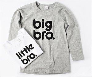 Camiseta Raglan Big Bro
