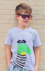 Camiseta Jacaré Pirata