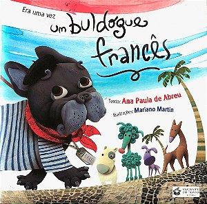 Livro - Era uma vez um buldogue francês