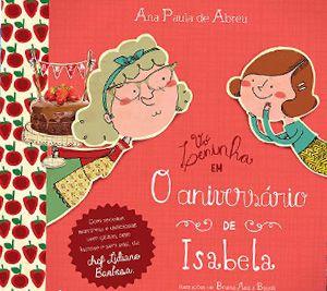 Livro Vó Leninha em...O Aniversário de Isabela