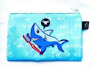 Necessaire Escova de Dentes Shark