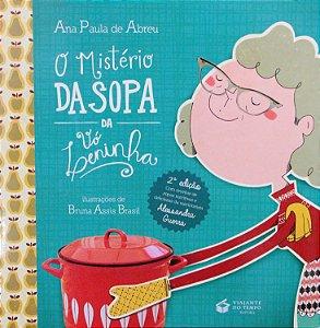 O MISTÉRIO DA SOPA DA VÓ LENINHA 2º Edição