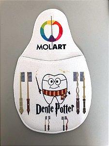Lixeira para carro - Dente Potter