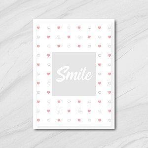 Quadro Decorativo Smile Dentelover