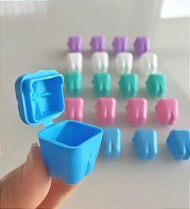 Porta Dentinhos - pacote com 5 unidades