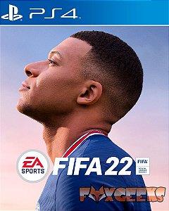FIFA 22 Edição Standard [PS4]