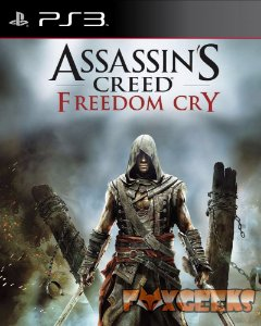 Assassin's Creed Freedom Cry [PS3]