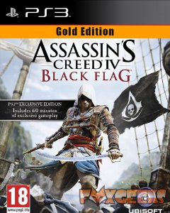 Assassin's Creed 4: Black Flag Gold Edition [PS3]