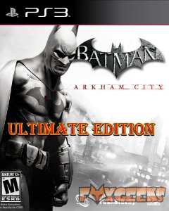 Batman: Arkham City Ultimate Edition [PS3]