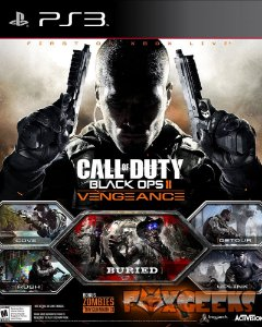 Call of Duty: Black Ops 2 Vengeance (DLC) [PS3]