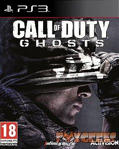 Call of Duty: Ghosts Edição Ouro [PS3]