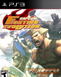 Capcom Fighting Evolution [PS3]