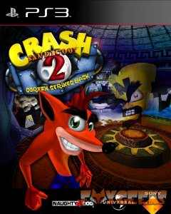 Crash Bandicoot 2 (Clássico PSOne) [PS3]