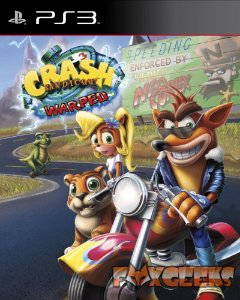 Crash Bandicoot 3: Warped (Clássico PSOne) [PS3]