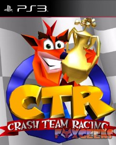 Crash Team Racing CTR [PS3]