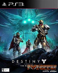 Destiny: A Escuridão Subterrânea - Expansão 1 [PS3]