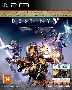 Destiny: The Taken King - Edição Lendária [PS3]