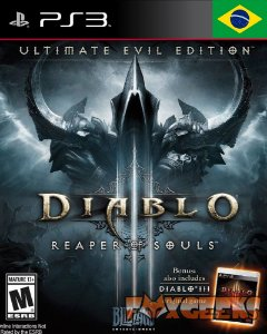 Diablo 3: Reaper of Souls Ultimate Evil Edition [PS3]
