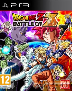 Dragon Ball Z: Battle of Z [PS3]