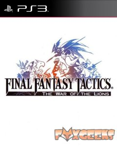 Final Fantasy Tactics [PS3]
