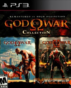 God of War Collection HD [PS3]