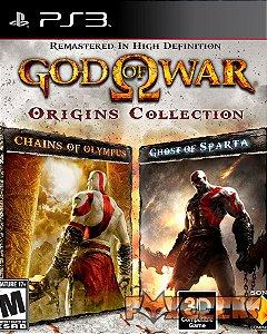 God of War: Origins Collection [PS3]