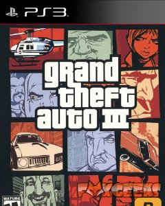 GTA 3 (CLÁSSICO PS2) [PS3]