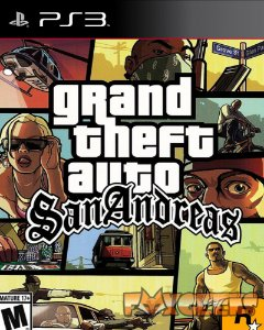 GTA: San Andreas [PS3]