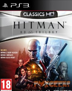 Hitman Trilogy HD  [PS3]