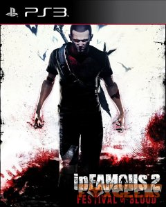Infamous Festival of Blood [PS3]