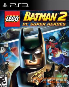LEGO Batman 2: DC Super Heroes [PS3]
