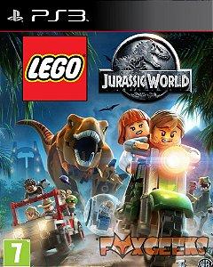 LEGO Jurassic World: O Mundo dos Dinossauros [PS3]