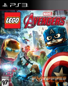 LEGO Marvel's Avengers [PS3]