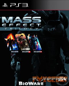 Mass Effect Trilogy [PS3]