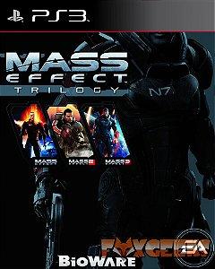 Mass Effect Trilogy [PS3]