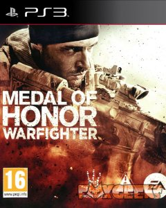 Medal of Honor Warfighter [PS3]